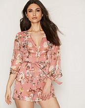 NLY Trend Kimono Play Suit