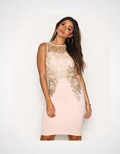 Ax Paris Lace Detail Dress