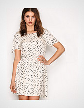 American Vintage Pointille Short Printed Dress