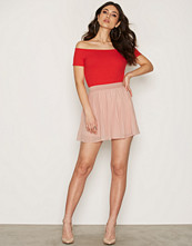 NLY Trend Rosa Pleated Mini Skirt