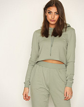 NLY Trend Cut And Cropped Sweat