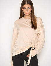 NLY Trend Front Rouche Sweat
