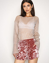 NLY Trend Rose Crushed Lounge Shorts