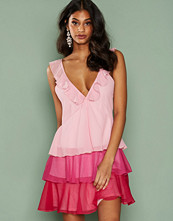 NLY Trend Frill Mini Dress
