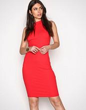 NLY Trend Wide Rib Midi Dress