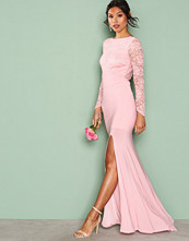 TFNC Pink Seraphina Maxi Dress