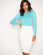 NLY One Hvit Pencil Skirt