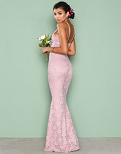 NLY Eve Lilla Romantic Halterneck Gown