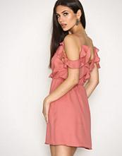 NLY Trend Frill Shoulder Dress