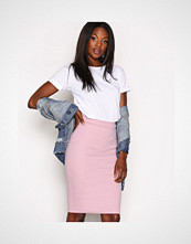 NLY One Mauve Pencil Skirt