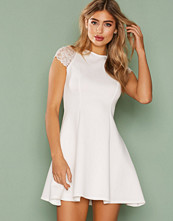 NLY One Lace Cap Sleeve Dress