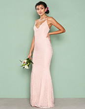 NLY Eve Rosa Strap Lace Gown