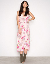 NLY Trend Frill Wrap Strap Long Dress