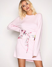 NLY Trend Blomstrete Print Corset Sweat