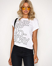 Cheap Monday White Have Tee