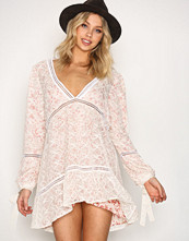 For Love & Lemons Ivory Sweet Swing Dress