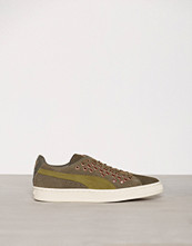 Puma Olive Suede XL Lace VR