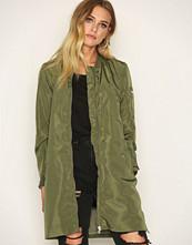 Vero Moda Mørk grønn Vmraven Bay 3/4 Jacket