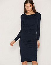 Selected Femme Mørk blå Sftina Ls Dress