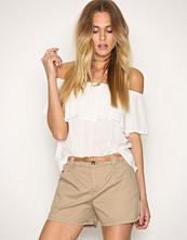 Vero Moda Lys brun Vmboni Nw Shorts Clr Noos