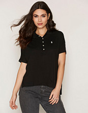 Polo Ralph Lauren Black Shortsleeve Polo Knit