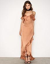 Studio 75 Brun Yasfielle Off Shoulder Maxi Dress 7