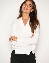 Dagmar White Sooz Sweater