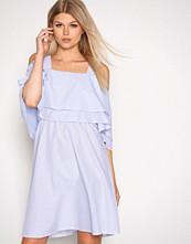 Y.a.s Offwhite Yasmiley Dress Stripe