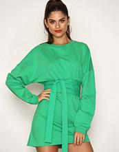 NLY Trend Grønn Waist Wrap Sweater