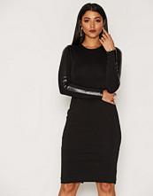 Polo Ralph Lauren Black Long Sleeve Crewneck Dres