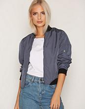 Vero Moda Blå Vmdicte Spring Short Jacket Noos