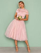 Chi Chi London Pink Devon Dress