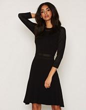 Polo Ralph Lauren Black 3/4 Slv Dress