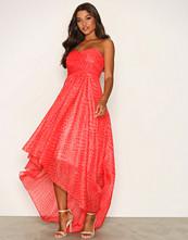Y.a.s Mørk rosa Yasmina Dress 75