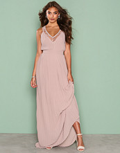 TFNC Taupe Atlanta Maxi Dress