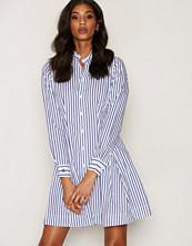 Polo Ralph Lauren White Long Sleeve Charlotte Dress