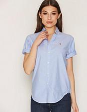 Polo Ralph Lauren Blue Short Sleeve Becky Shirt