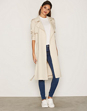 Vero Moda Beige Vmexport New Long Jacket A