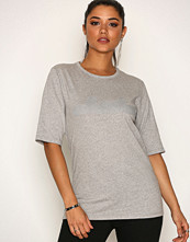 BACK Grey Melange Box T-shirt