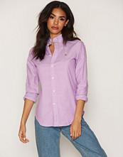 Polo Ralph Lauren Mauve Kendal Long Sleeve Shirt