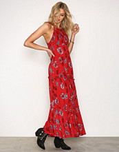Free People Red Garden Party Maxi