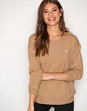 Polo Ralph Lauren Camel LS CN Long Sleeve Sweater
