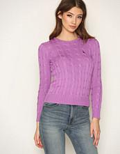 Polo Ralph Lauren Lavender Julianna Long Sleeve Sweater