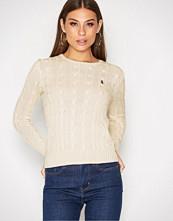 Polo Ralph Lauren Cream Julianna Long Sleeve Sweater