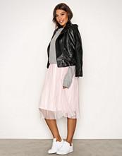 Only Lys rosa onlFIONA Midi Tulle Skirt Wvn