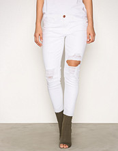 River Island White Alannah Jeans