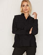 Polo Ralph Lauren Black Long Sleeve Kyl Shirt