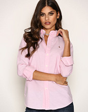 Polo Ralph Lauren Pink Kendal Long Sleeve Shirt