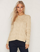 Polo Ralph Lauren Natural Boxy Rollneck Sweater