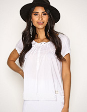 Odd Molly Bright White Amplify Blouse